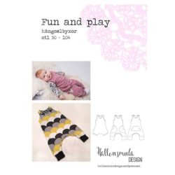 Fun and play_Hallonsmula Design_symønster_luieluie.dk