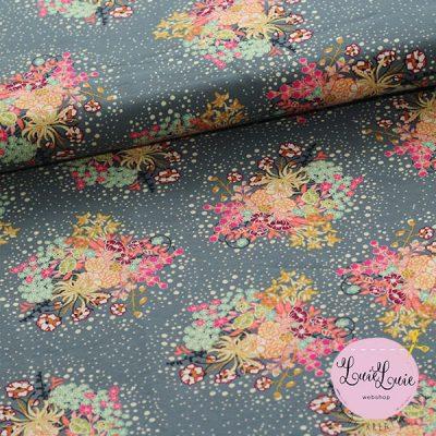 Art Gallery Fabrics – Powder Bloom (bomuldsjersey)