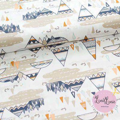 Art Gallery Fabrics : Woodland Oak : fast bomuld
