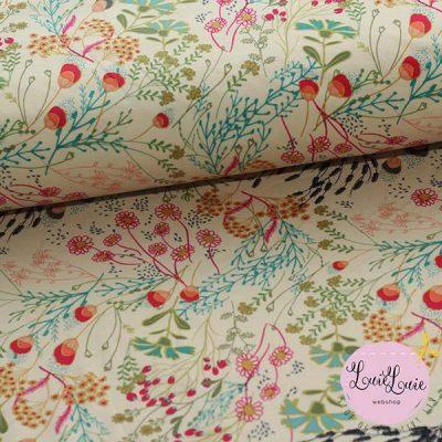Art Gallery Fabrics : Meadow Vivid : bomuldsjersey