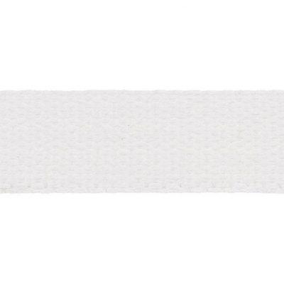 Gjordbånd i hvid, 30 mm