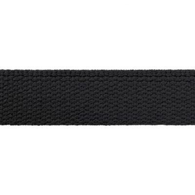 Gjordbånd i sort, 30 mm