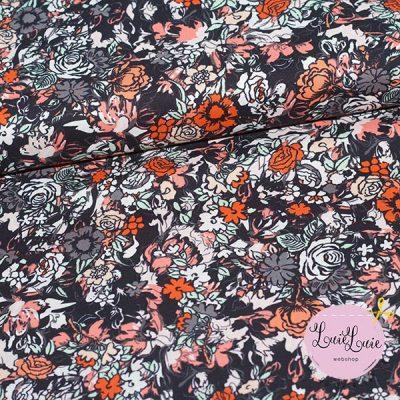 Art Gallery Fabrics : Millefiori Silkroad : fast bomuld