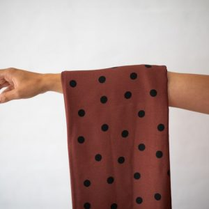Mind the MAKER : viskose stretch : Dots