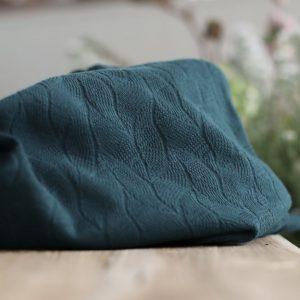 Mind The Maker : Organic Leaf Jacquard