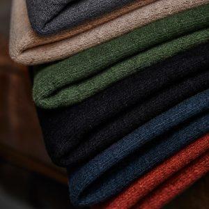 Mind The Maker : Organic Woolen Mold Sweat