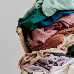 Mind The Maker : Organic Slub Jacquard Knit