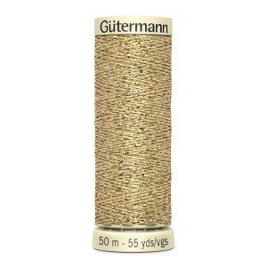 Gütermann metallic effekt tråd